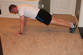 plank exercises for runners