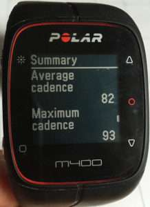 Polar GPS watch review