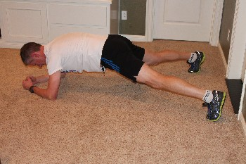 core strengthening exercises for runners