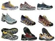 Rotating Running Shoes