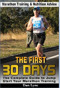 First 30 Days of Marathon Training