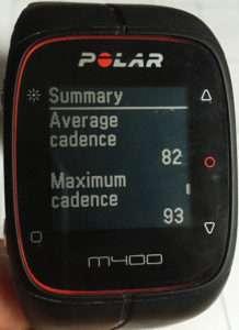 Polar GPS watch review