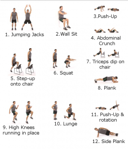 high intensity circuit training for runners
