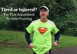 Marathon Training Information