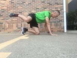 Glute Strengthening Exercise