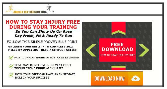 How To Stay Injury Free During Your Training