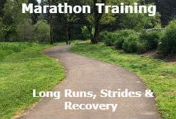 Why are Strides So Important For Marathon Training [Follow Along – Week 2]