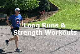Long Runs & Strength Workouts [Follow-Along Week 5]
