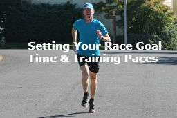 How to determine marathon training paces