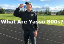 Yasso 800s