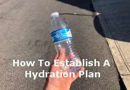 How to Establish a Hydration Plan for Half & Full Marathons [Follow-Along Week 9]