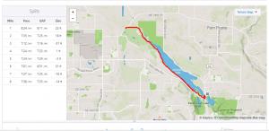 Modified Fartlek for Marathon Training
