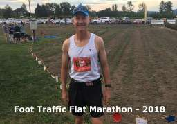 Foot Traffic Flat Marathon – Portland, OR [Follow-Along]
