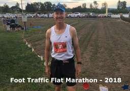 Foot Traffic Flat Marathon