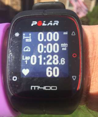 Why I switched from Garmin to Polar M400