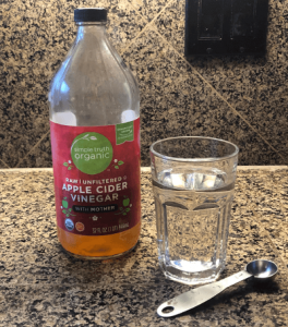 Apple Cider Vinegar For Runners