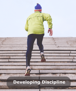 Tips for runners to develop self discipline
