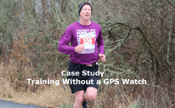 [Case Study] I ditched my GPS watch while training for a half marathon, here's how I finished