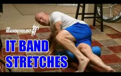 Stretches To Help Prevent & Relieve IT Band Pain