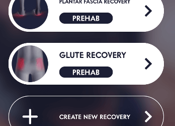 [Product Review] Recover App – Injury Prevention For Middle Age Athletes