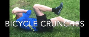 bicycle crunches ab workouts